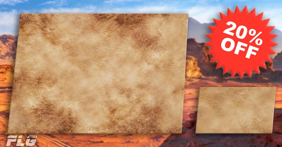 New FLG Mat: Badlands 2!