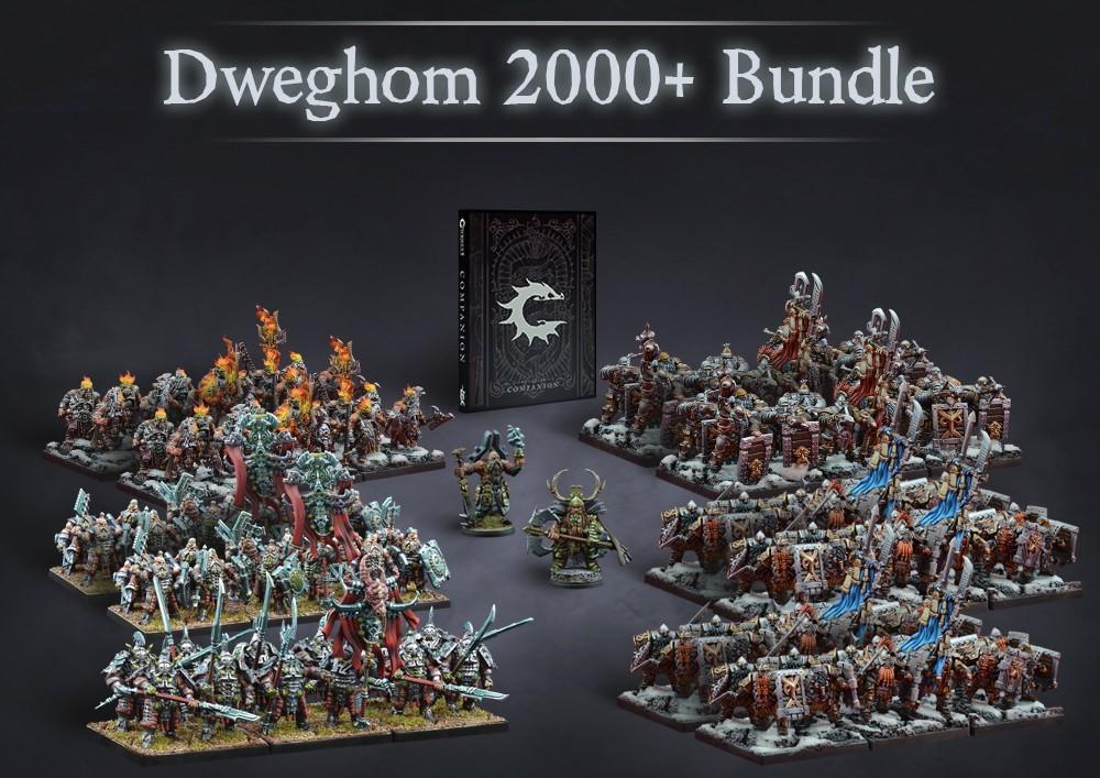 Discover: The Dweghom of Conquest!