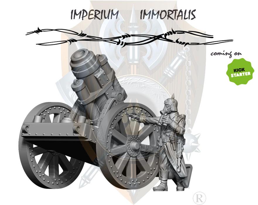 IMPERIUM IMMORTALIS launches today!