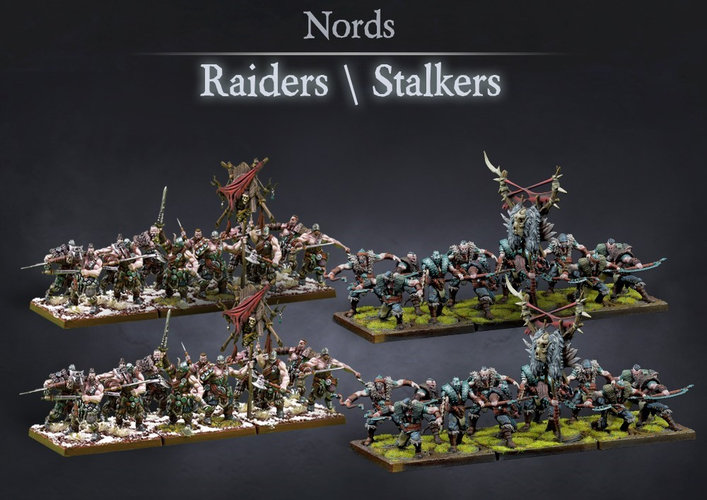 Conquest: Nords Re-inforcement Bundle