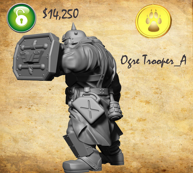Imperium Ogres have arrived… and unlocked!