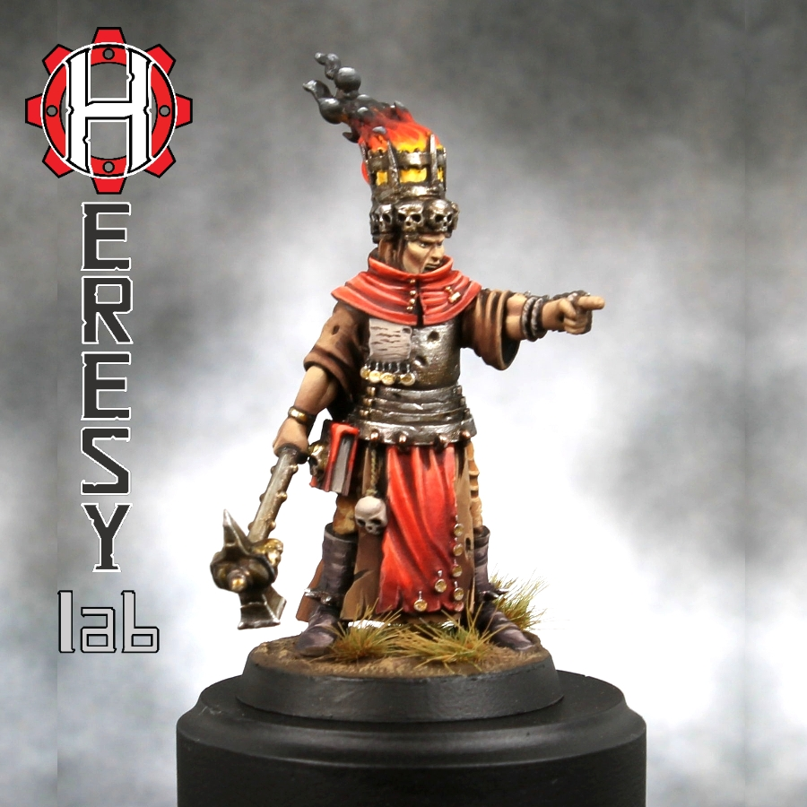 Heresylab: Faith and Honor Kickstarter coming in July
