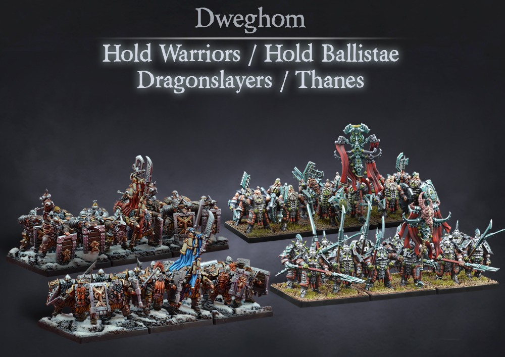 Conquest: Dweghom Reinforcement Bundle week!