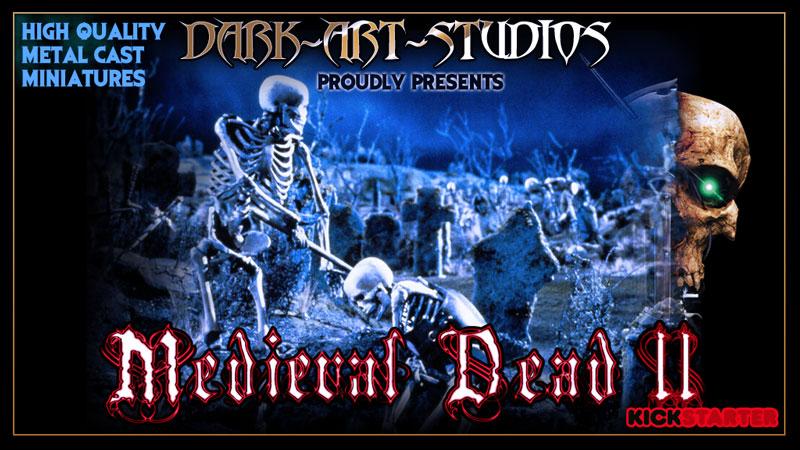 Medieval Dead II Kickstarter Live Now!