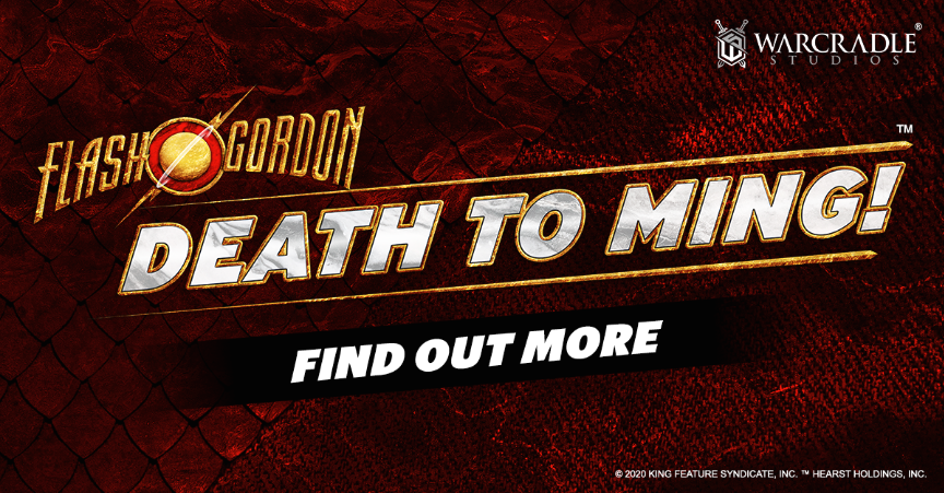 Flash Gordon: Death to Ming! - Find out more