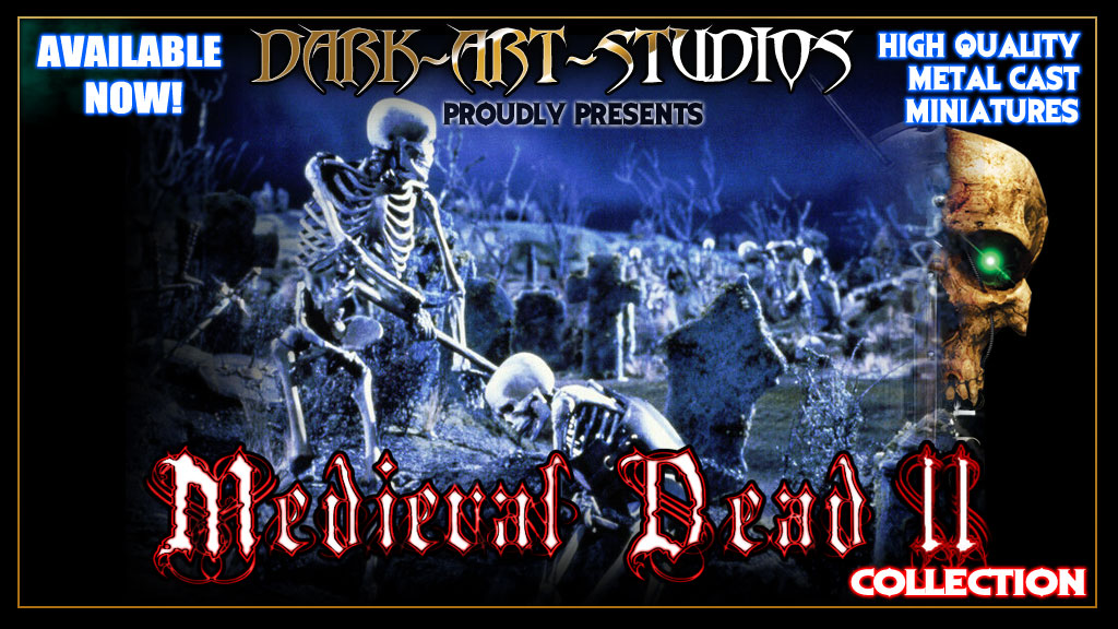 Medieval Dead II Collection
