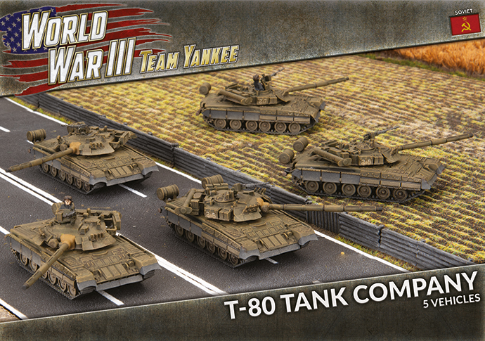 World War III: Soviet New Releases