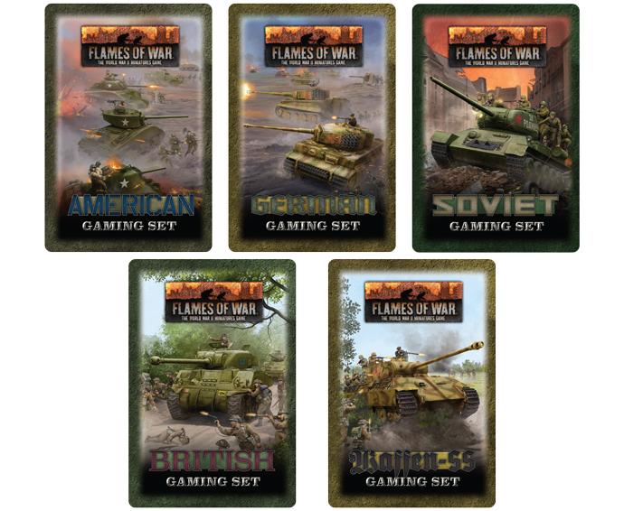 Battlefront Gaming Tins