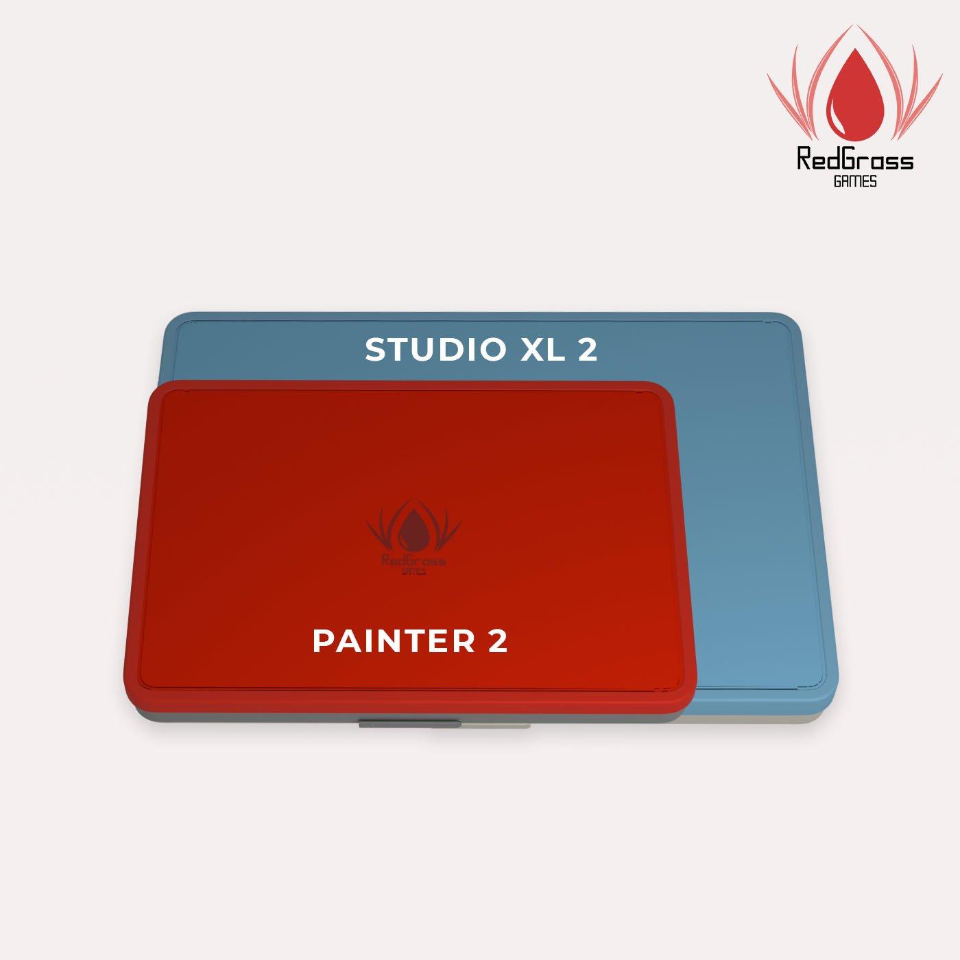 best size for wet palette