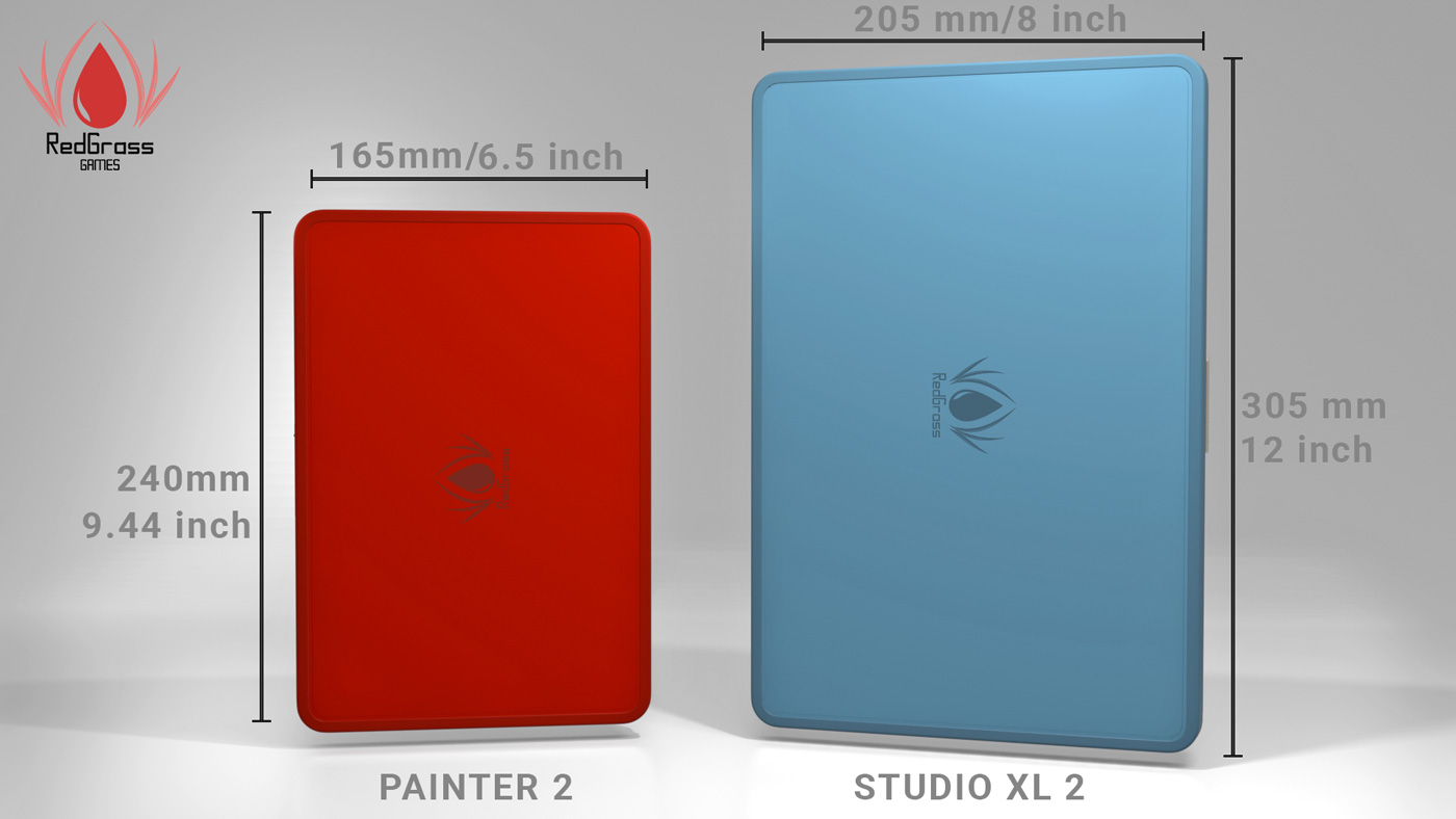 best size wet palette
