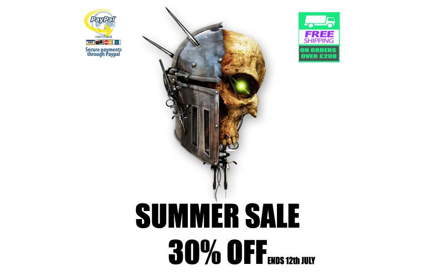 Dark Art Studio's Summer Sale Now on! 30% off everything!