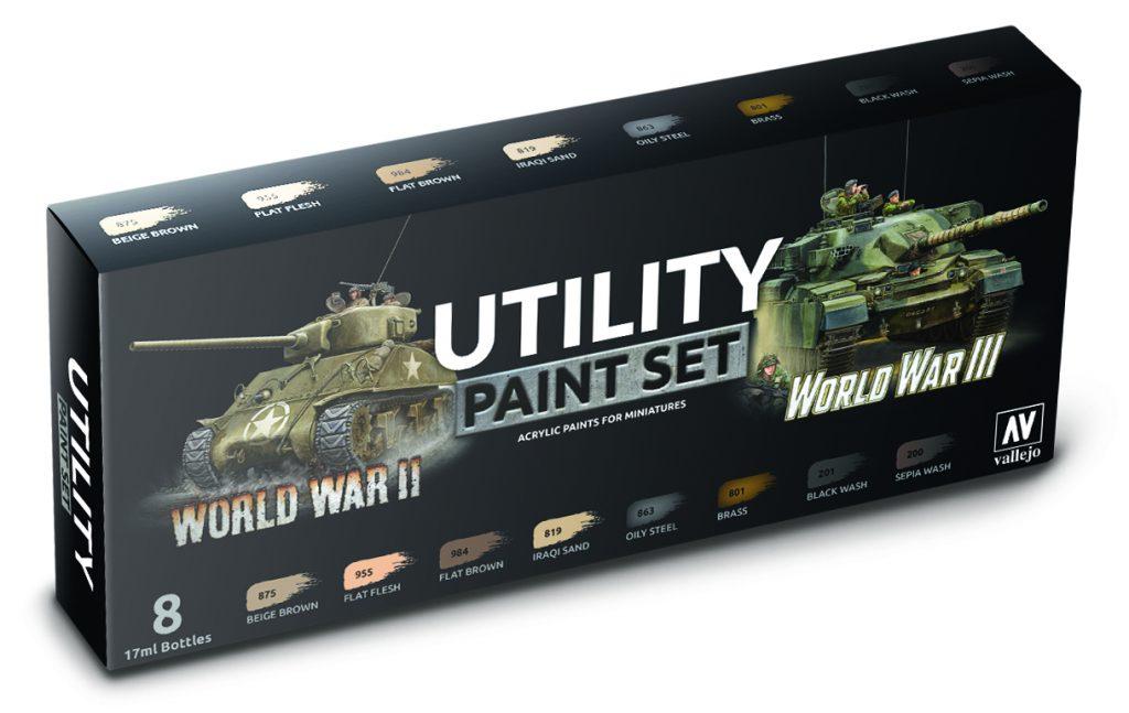 Battlefront Paint Sets