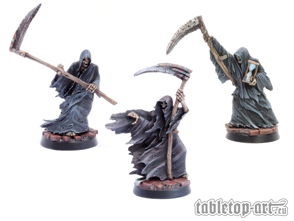 Grim Reapers – Now made of Metal!