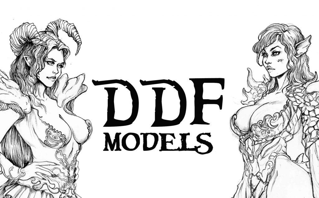 DDf Models – Kickstarter Last 2 Days