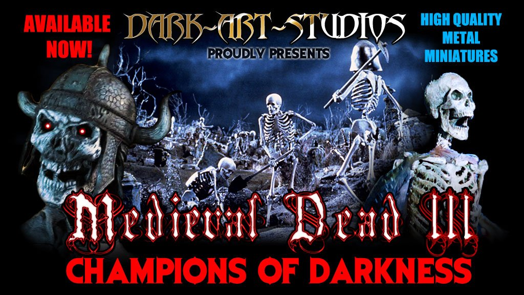 Champions of Darkness Out Now!