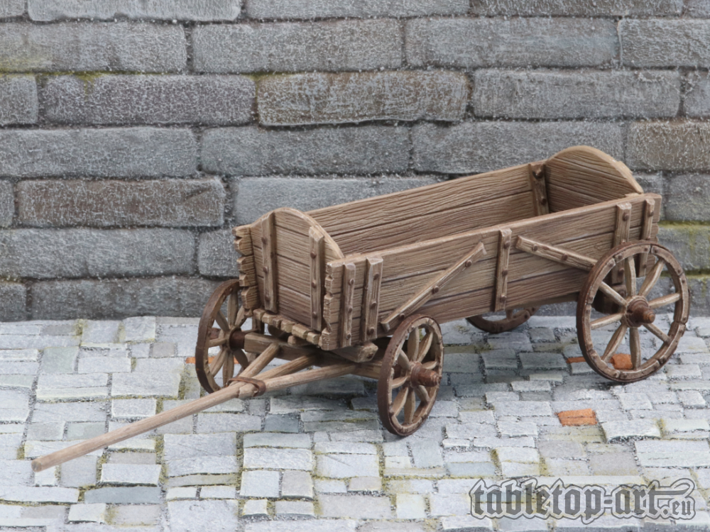 Wagons and Carts – Now available