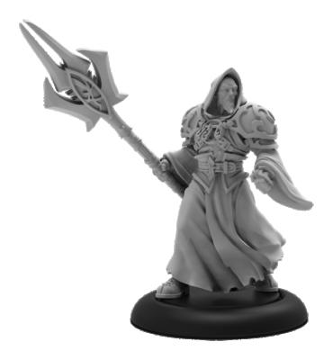 HORDES 0 Level Warlocks: Krueger the Stormseer