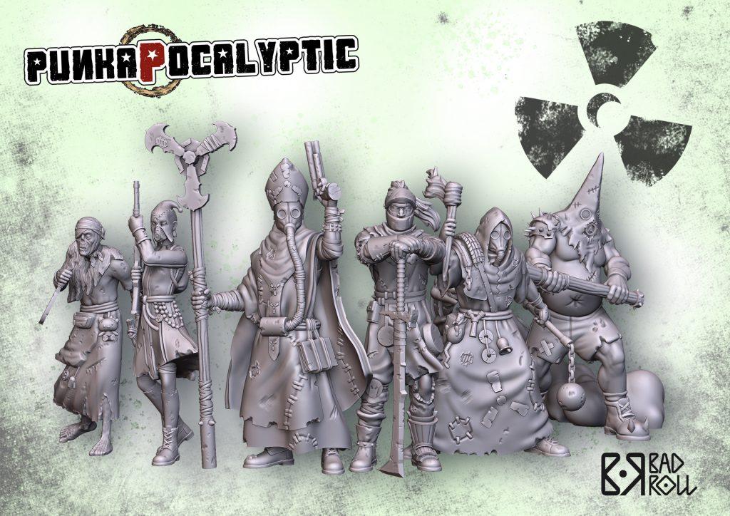 Punkapocalyptic. The Irradiated KS (10-22-21)