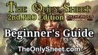Beginner's Guide video